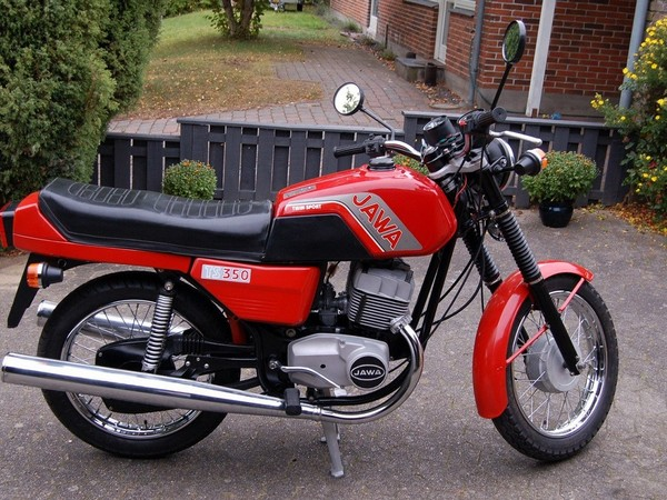 Чешские мотоциклы