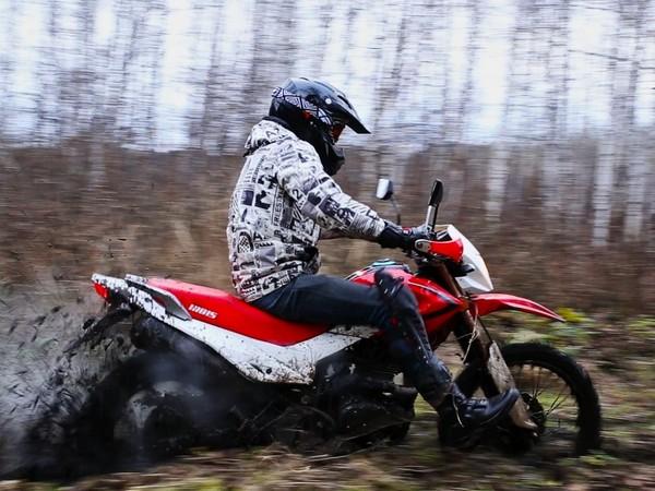 Мотоциклы «IRBIS» (Ирбис)