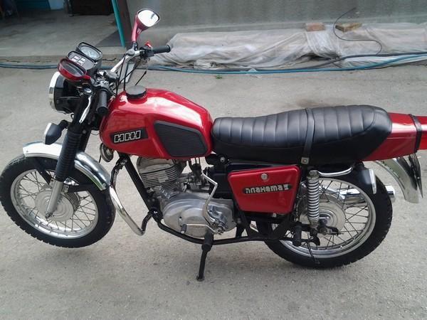 Мотоциклы «ИЖ»
