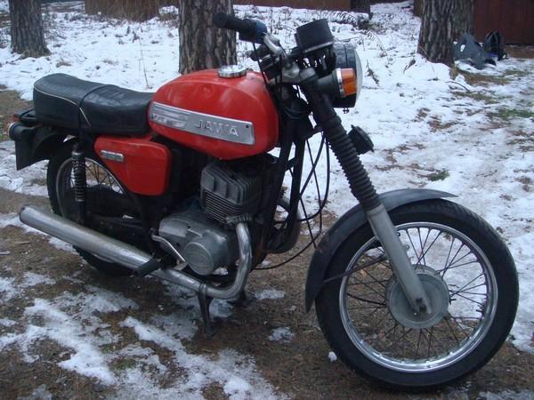 Мотоциклы «Ява (Jawa)»