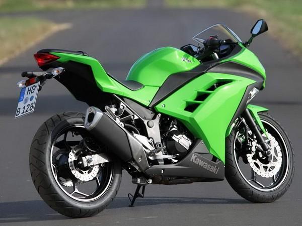 Мотоциклы «Kawasaki» (Кавасаки)