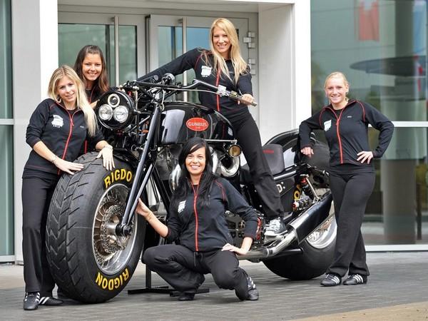 Немецкие мотоциклы