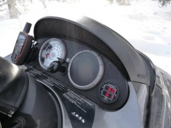 Дополнительное оборудование для снегохода