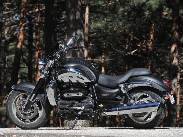 Мотоциклы «Triumph» (Триумф)