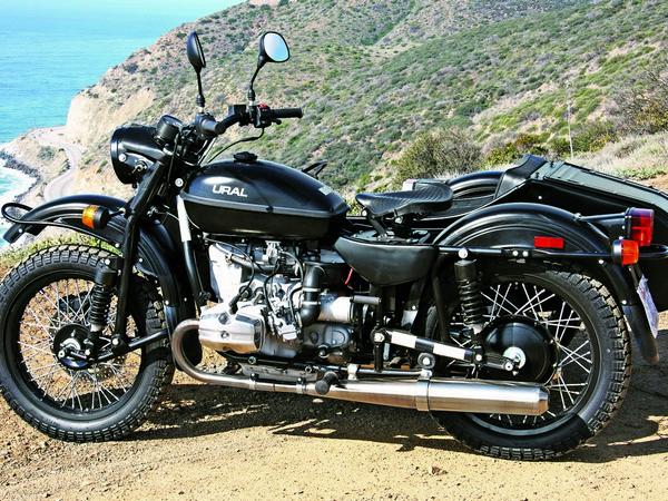 Мотоциклы «Урал»