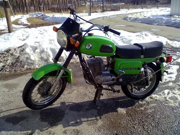 Мотоциклы «Восход»