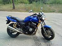 Honda CB 400 технические характеристики