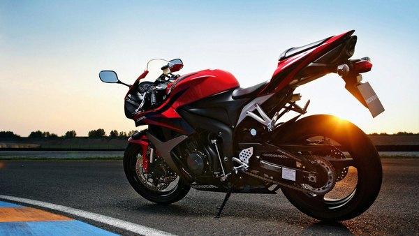 Мотоцикл Honda CBR600RR (Хонда СБР600РР) - фото 20