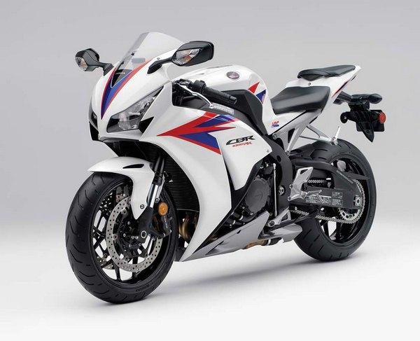 Мотоцикл Honda CBR600RR (Хонда СБР600РР) - фото 21