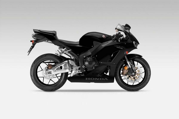 Мотоцикл Honda CBR600RR (Хонда СБР600РР) - фото 9