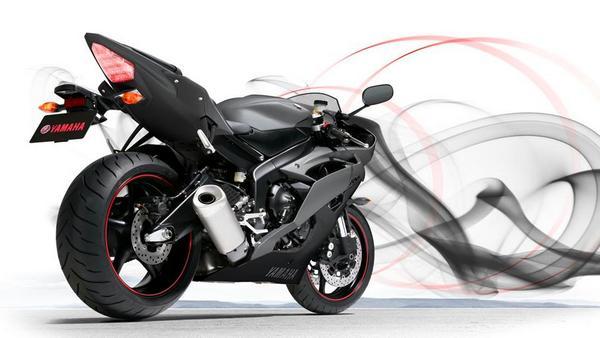 Легендарный мотоцикл из категории суперспорт Yamaha R6 - фото 11