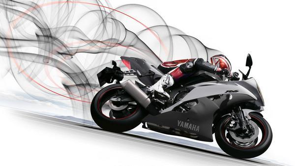 Легендарный мотоцикл из категории суперспорт Yamaha R6 - фото 12