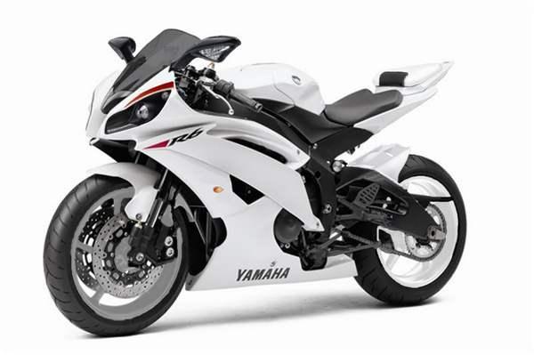 Легендарный мотоцикл из категории суперспорт Yamaha R6 - фото 13