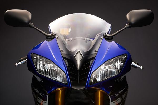 Легендарный мотоцикл из категории суперспорт Yamaha R6 - фото 17