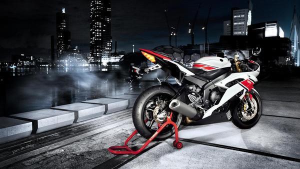 Легендарный мотоцикл из категории суперспорт Yamaha R6 - фото 21