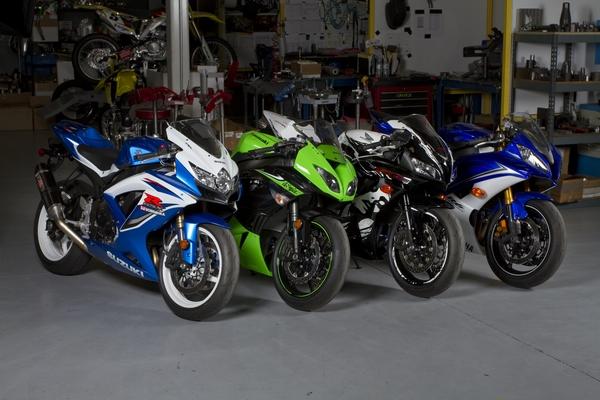 Легендарный мотоцикл из категории суперспорт Yamaha R6 - фото 4