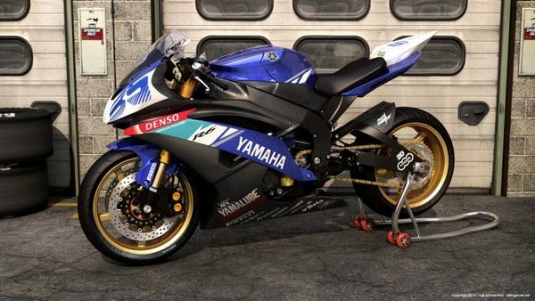 Легендарный мотоцикл из категории суперспорт Yamaha R6 - фото 5