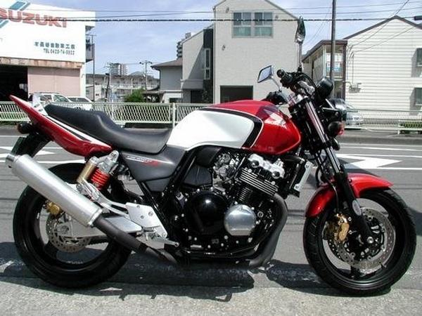 Фотогалерея Honda CB 400 - фото 13