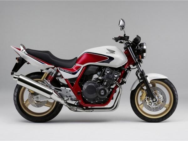 Фотогалерея Honda CB 400 - фото 16