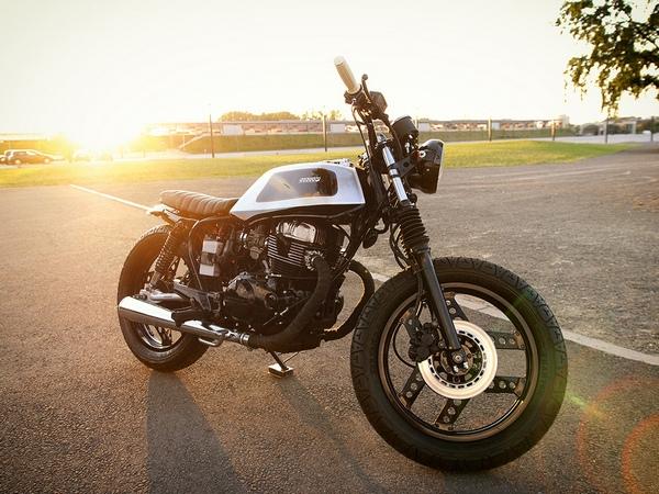 Фотогалерея Honda CB 400 - фото 17