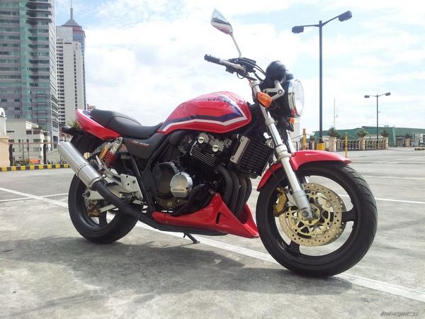 Фотогалерея Honda CB 400 - фото 2