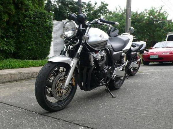 Фотогалерея Honda CB 400 - фото 20