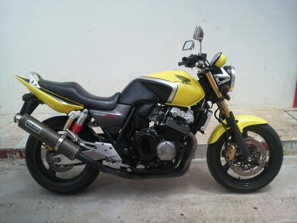 Фотогалерея Honda CB 400 - фото 3