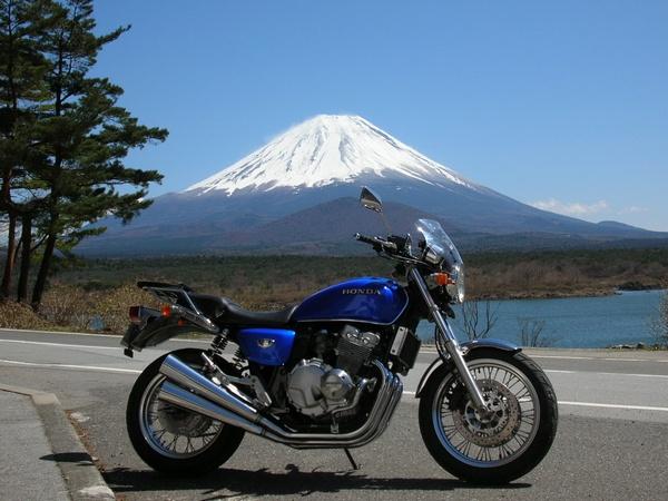 Фотогалерея Honda CB 400 - фото 4