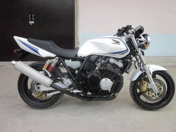 Фотогалерея Honda CB 400 - фото 5