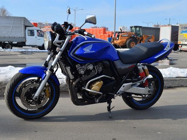 Фотогалерея Honda CB 400 - фото 6
