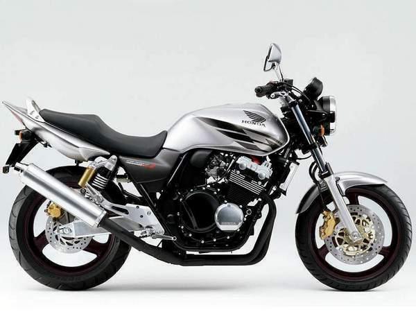 Фотогалерея Honda CB 400 - фото 9
