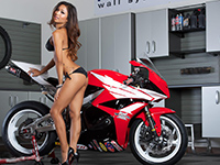 Honda CBR600RR максимальная скорость