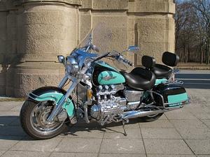 Honda Valkyrie обзор модели мотоцикла