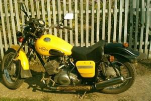 Модификации мотоцикла ИЖ Юпитер 5