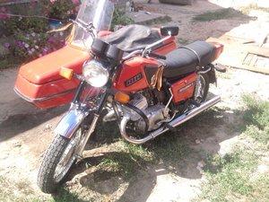 Дизайн отечественного мотоцикла ИЖ Юпитер