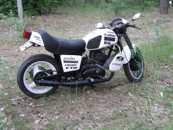 Мотоцикл ИЖ «Юпитер 5» фотогалерея - фото 1