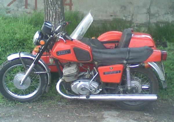 Мотоцикл ИЖ «Юпитер 5» фотогалерея - фото 13