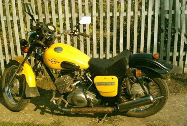 Мотоцикл ИЖ «Юпитер 5» фотогалерея - фото 2