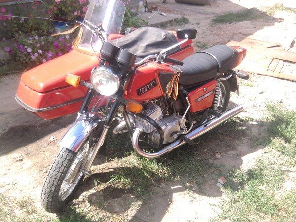 Мотоцикл ИЖ «Юпитер 5» фотогалерея - фото 6