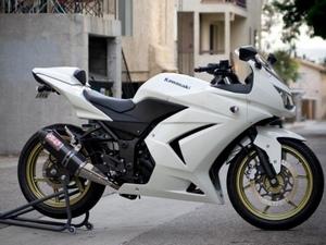 Стоимость мотоцикла Кавасаки ниндзя 250 Р