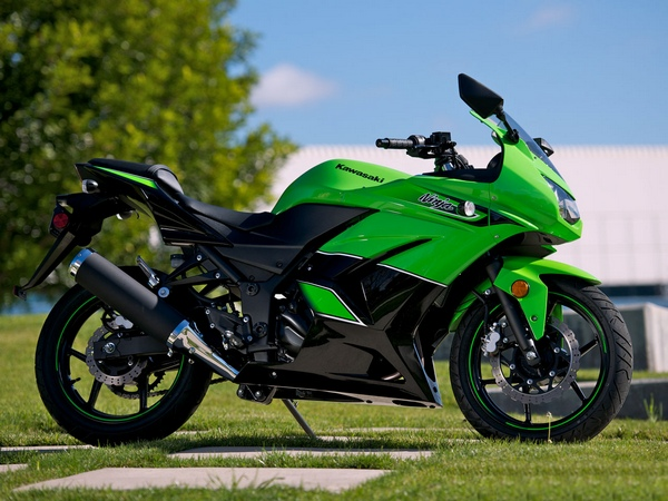 Фотогалерея Kawasaki ninja 250R - фото 11