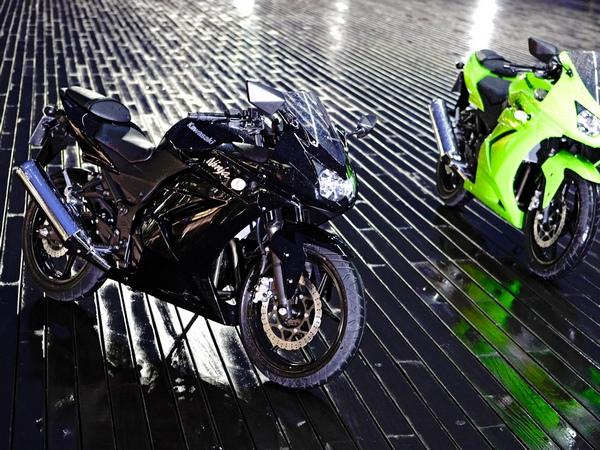 Фотогалерея Kawasaki ninja 250R - фото 13