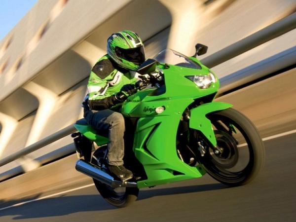 Фотогалерея Kawasaki ninja 250R - фото 14