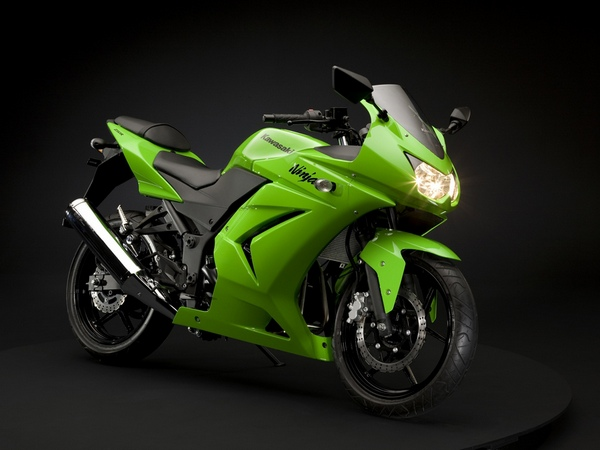 Фотогалерея Kawasaki ninja 250R - фото 16