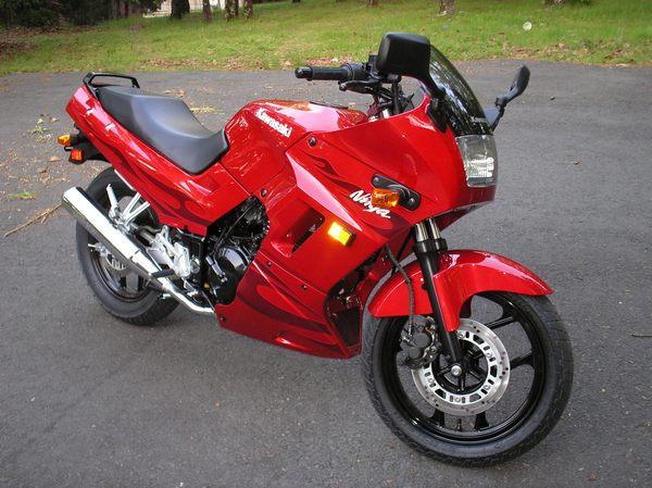 Фотогалерея Kawasaki ninja 250R - фото 21