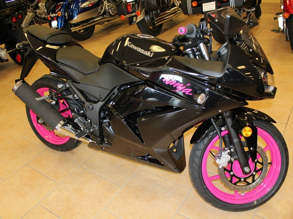 Фотогалерея Kawasaki ninja 250R - фото 22