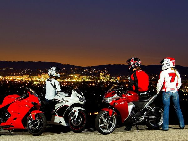 Фотогалерея Kawasaki ninja 250R - фото 3