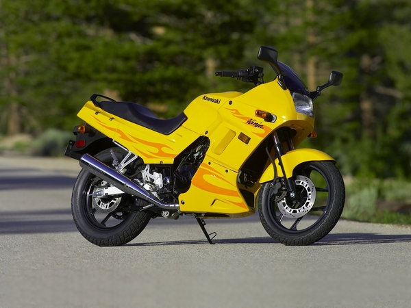 Фотогалерея Kawasaki ninja 250R - фото 4