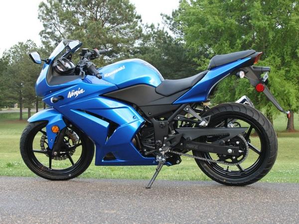 Фотогалерея Kawasaki ninja 250R - фото 5