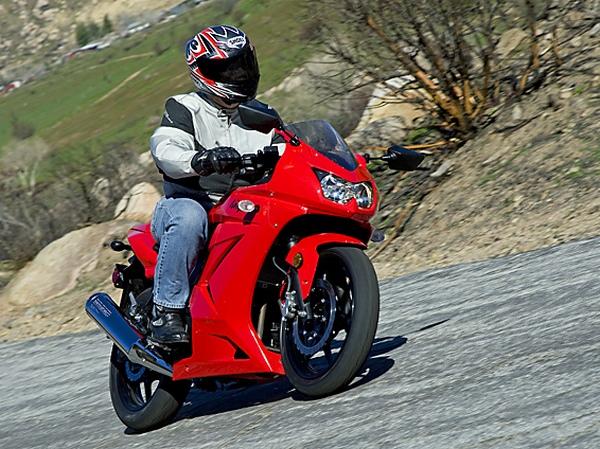 Фотогалерея Kawasaki ninja 250R - фото 9